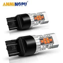 Anmingpu 1x сигнальная лампа 7443 w21/5w t20 led 7440 w21w wy21w