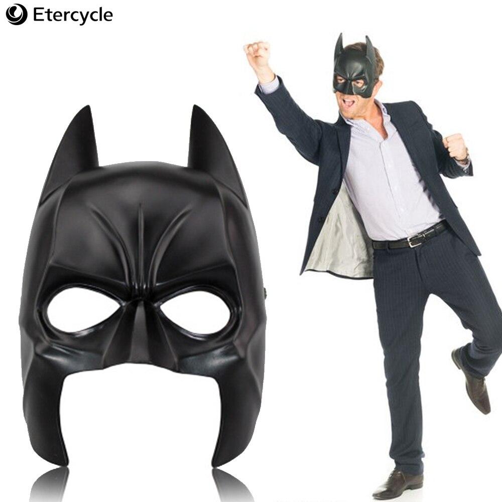 MARVEL SUPER HERO MASK ~ BATMAN ~ HALLOWEEN COSTUME//COSPLAY//DRESS UP ~ NEW
