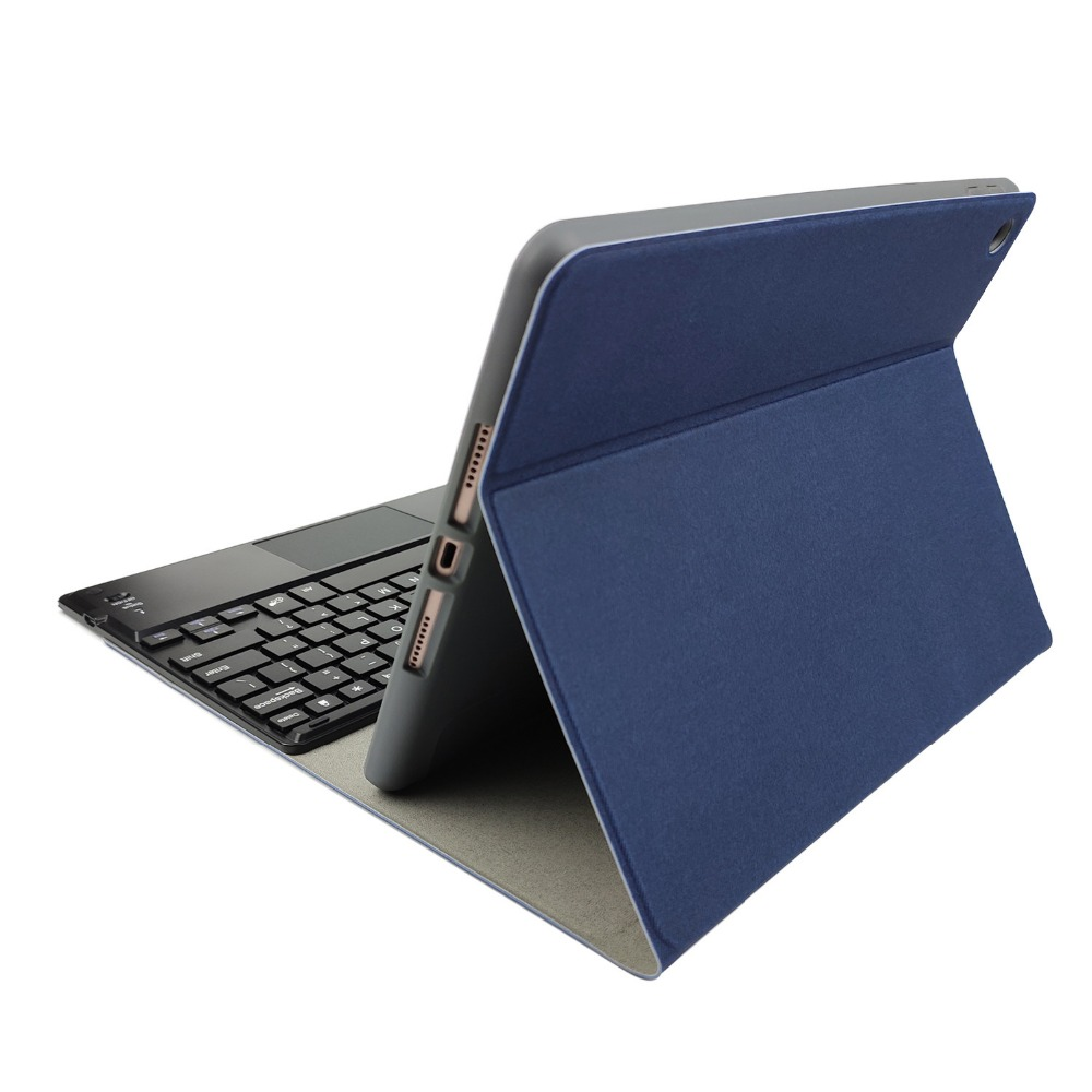With pen slot Cover For iPad 10 2 8 7 7th Generation A2200 A2198 A2232 A2197