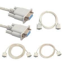 Serial RS232-Cable de extensión/convertidor para PC, 9 pines, hembra a hembra, DB9
