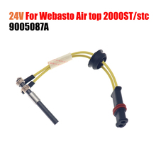 24V Car Auto Parking Heater Ceramic Glow Plug For Webasto Air top 2000ST/stc 24V High Performance Heater Replacement 9005087A