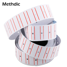 Methdic Custom supermarket price Price Label Tag 10rolls/Lot