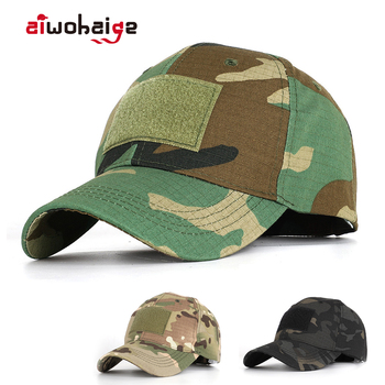 New Spring Camo Camouflage Baseball Cap Men Snapback Outdoor Hunting Jungle Hat Tactical Hiking Casquette Hats Bone