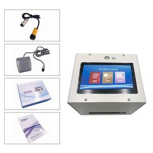 Image 5 - Static Intelligent Automatic Inkjet Printer 7 Color Touch Screen 600DPI Intelligent USB QR Code Inkjet Label Printer