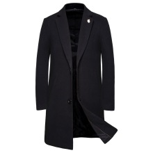 A Mans Coat, Medium and Long Windbreaker, Windbreaker. Mens Coats Jackets  Wool Coat Men