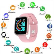 2020 iwo Smart Watch Men Women Heart Rate Monitor Blood Pres