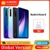 Global Version Xiaomi Redmi Note 8 2021 4GB RAM 64GB ROM Smartphone Octa Core Quick Charging 4000mAh 48MP Camera RedMi Note8 1