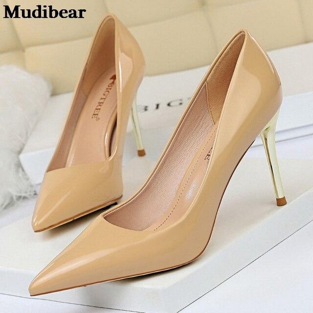 Купить туфли лодочки женские на высоком каблуке кожа заостренный носок картинки цена