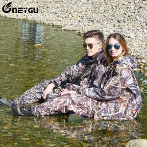 Image 4 - NeyGu esterna Impermeabile e traspirante giacca da pesca, Ad Asciugatura Rapida giacca Trampolieri di pesca per la pesca, caccia e da trekking