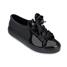 Melissa Shoes Brand 2019 New Women Flat Sandals With Shoelace For Jelly Female