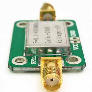 Image 2 - Широкополосные радиочастотные усилители 0,1 4000 МГц, модуль усилителя микроволновой радиочастоты, Усилитель 20 дБ, модули платы LNA