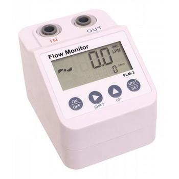 Water Purifier Electronic Digital Display Monitor Filter Water Flow Meter Alarm and Power Save Function Water Flowmeter tanie i dobre opinie ANENG CN (pochodzenie) Hydraulika Kobieta BSPP Gwint 1-1 2