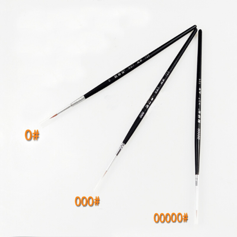 For Gundom Models Painting Tools Seepage Line