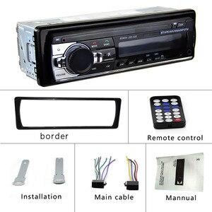 Image 5 - Hikity車ラジオautoradio 1 喧騒のbluetooth sd MP3 プレーヤーJSD 520 fm aux入力レシーバsd usb