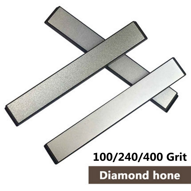 1 Pc Diamond Whetstone Grinding Stone For Apex Sharpener 100/240/400 Grit Diamond Kitchen Knife Knife Sharpening Stone