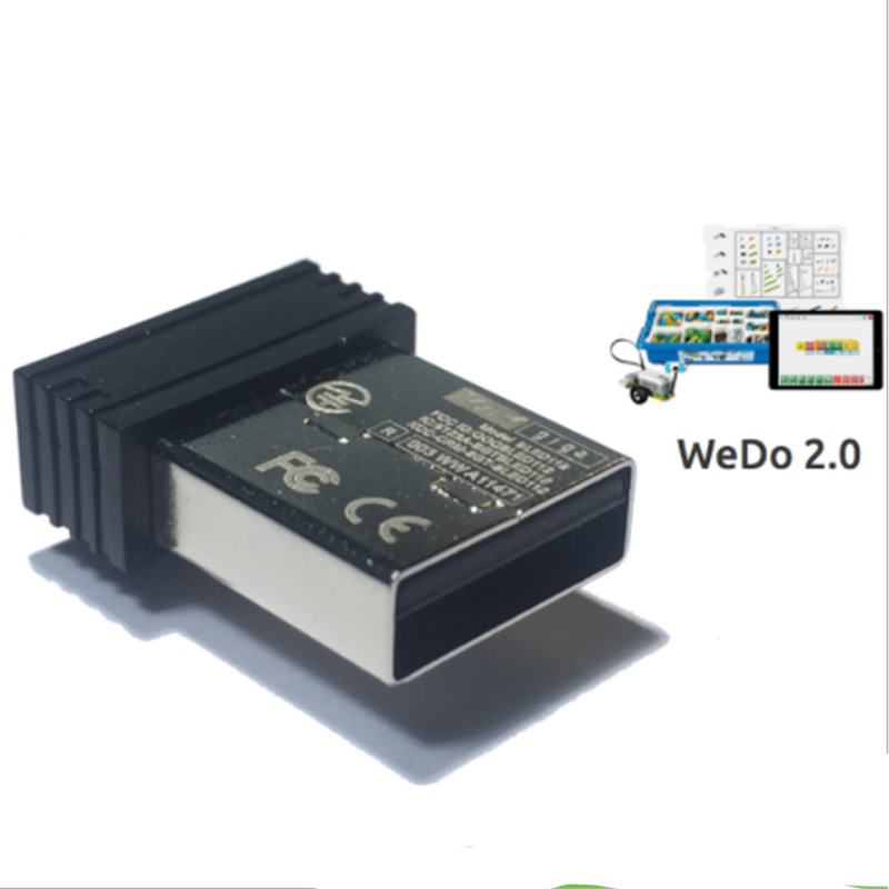 Technic Parts Bluetooth Wedo2.0 Educational Functions DIY Building Blocks Parts Compatible With WeDo 2.0 Fit For 45300