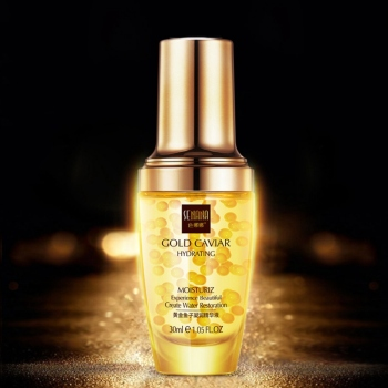 Gold Caviar Essence Skin Care Moisturizer Anti Wrinkle Lifting Firming Cream Tighten Skin Anti-aging Facial Serum gold lifting cream