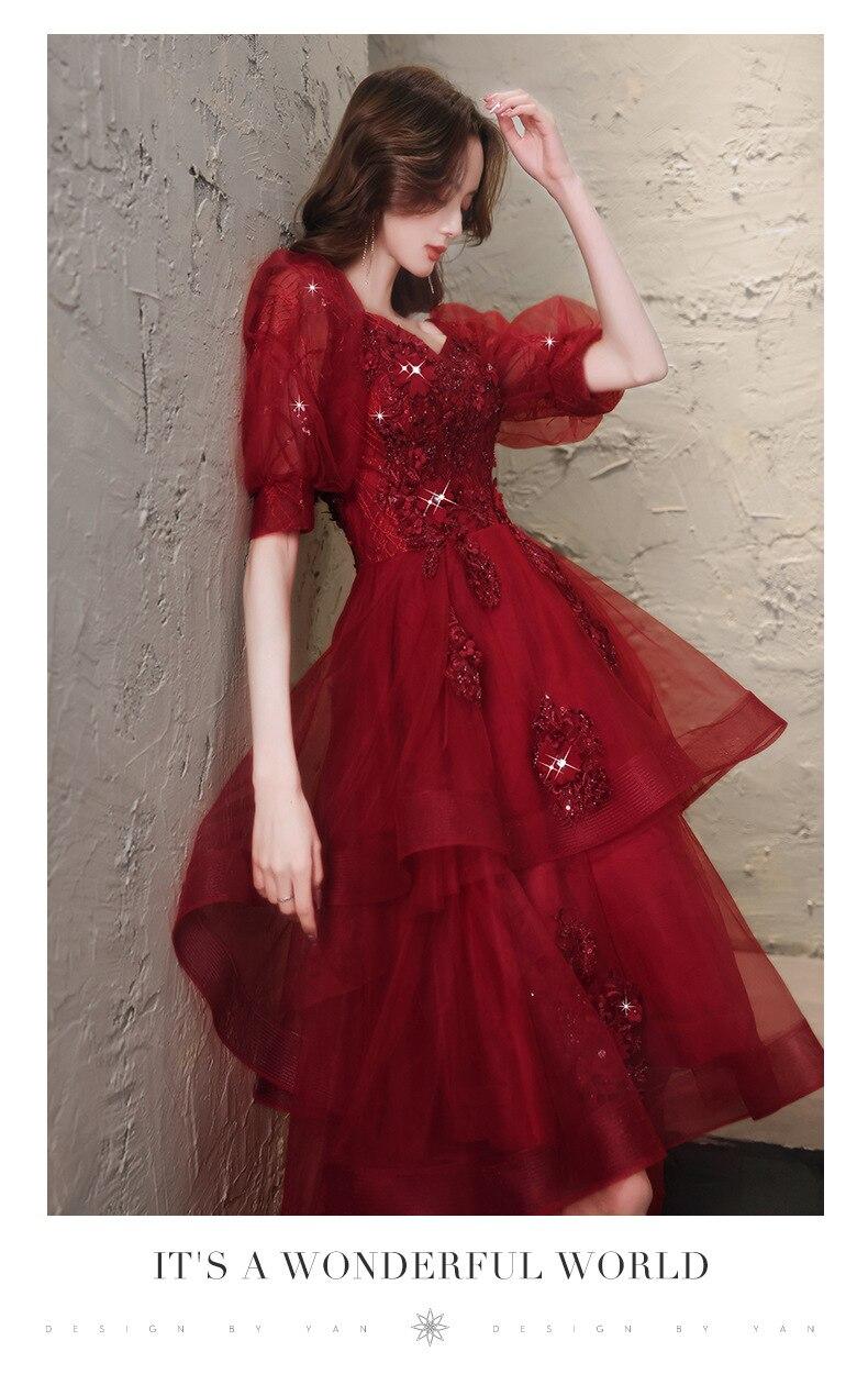 rendas até vestido de baile vestido de