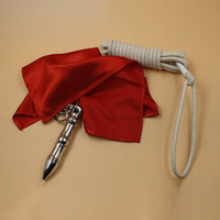 Traditional Weapons Stainless Steel Rope Dart Martial Arts Soft Weapons Shaolin Traditional Martial Arts Equipment for 4M Rope