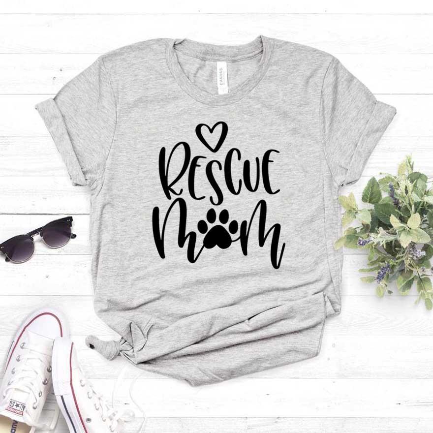 Rescue Mom Shirt