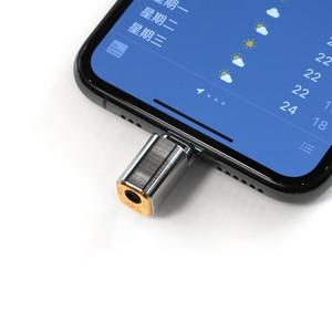 Image 3 - DD ddHiFi TC35i אפל ברקים לשקע 3.5 כבל מתאם עבור iOS iPhone iPad iPod touch