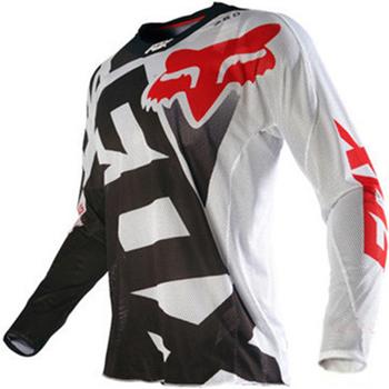 Koszulka z długim rękawem z długim rękawem Mtb zjazdowa koszulka rowerowa mężczyźni Tenue Motocross Ropa Deportiva Hombre Maillot Ciclismo Hombre Verano tanie i dobre opinie CN (pochodzenie) POLIESTER Pełne Wiosna Koszulki Bez suwaka Cycling Dobrze pasuje do rozmiaru wybierz swój normalny rozmiar
