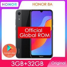 Ehre 8A Smartphone 3GB RAM Globalen ROM Android Octa-core 6,09 inch Volle Bildschirm 1560x720 Dual kamera 3020 mAh 3 Slots Handy