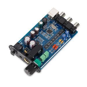 Image 4 - Douk オーディオミニ USB ハイファイサウンドカードの Dac TDA1387 オーディオデコードヘッドホンアンプ DTS/AC3