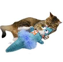 New crocodile bit resistant pet talking toys dog toy fatcat chew