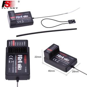 Image 2 - FLYSKY – Récepteur bidirectionnel à antenne unique FGR4/FGR4S/FGR4P, multiplexeur 4 voies PPM/IBUS pour télécommande FS NB4