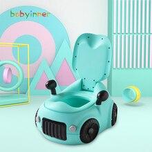 Babyinner 39*36*45cm Baby Toilet Comfortable PU Cushion Toil