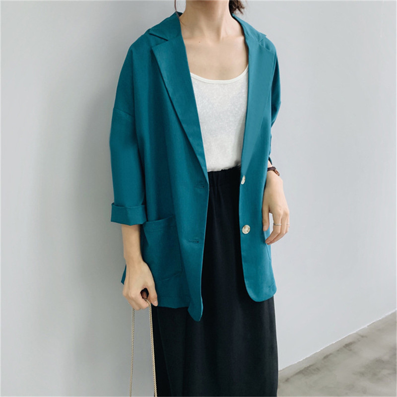 Women Office Jacket Slim Suit clothes 2019 Autumn Women`s Working Suit vadim blazer women`s tops Ladies Business Suit (8)