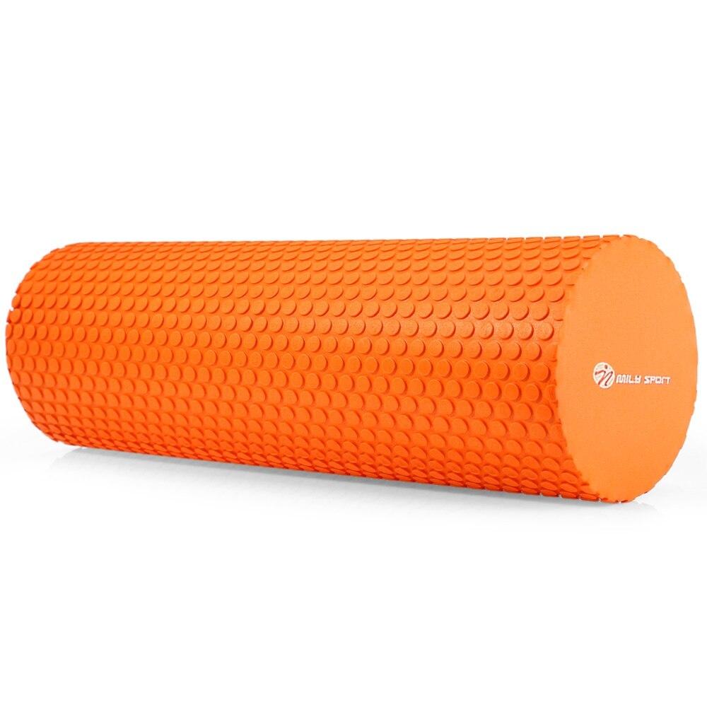 Yoga Pilates Yoga Block Pilates EVA Foam Roller Massage Roller Muscle Tissue Fitness Gym Yoga Pilates Workout Fitness Exercise