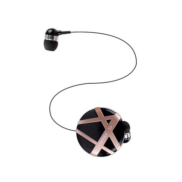 Fineblue Fd 55 Call Vibration Retractable Bluetooth Headset Noise Canceling Best Bluetooth Earphones For Working Out Bluetooth Earphones Headphones Aliexpress