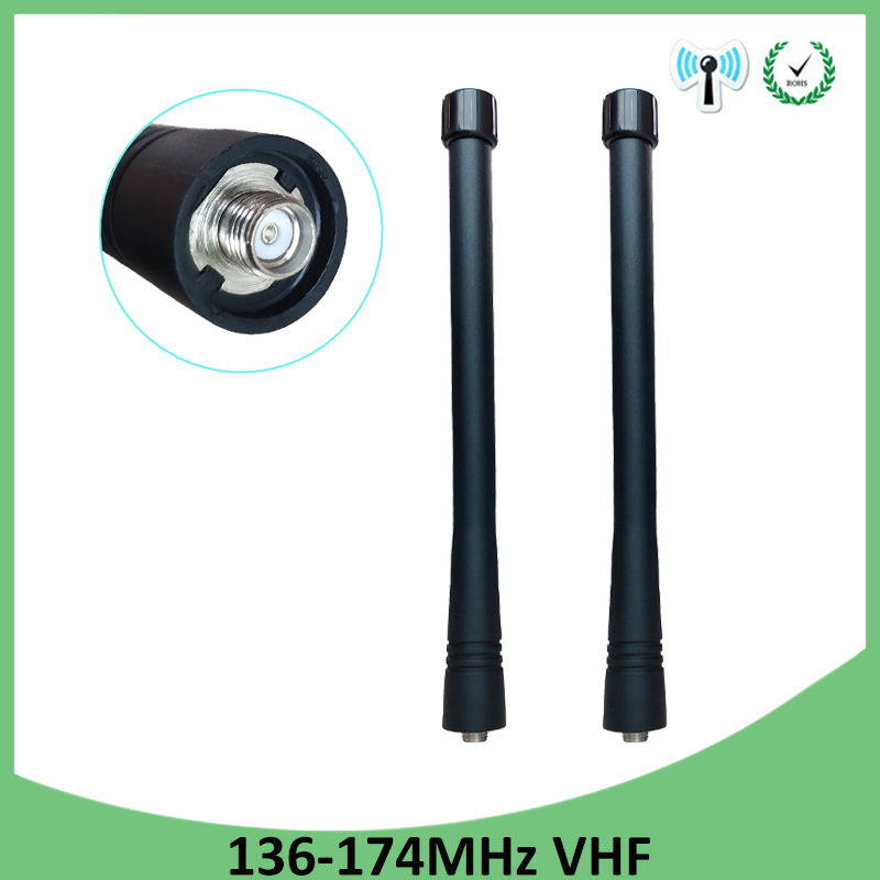 Car Talkies Antenna For Motorola One For E398 G6 Razr V3i E5 P30 Sma Uhf Walkie Talkie Tactical For Baofeng 5r Vhf Dmr 430mhz