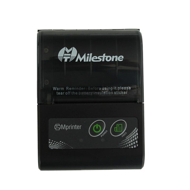 Meihengtong Thermal Printer Wireless Receipt Bill 58MM Mini Bluetooth Printer Portable Machine For Windows Android IOS MHT-P10