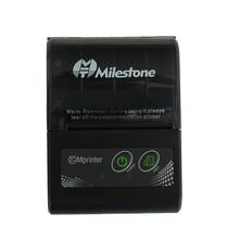 цена Meihengtong Thermal Printer Wireless Receipt Bill 58MM Mini Bluetooth Printer Portable Machine for Windows Android IOS MHT-P10 онлайн в 2017 году