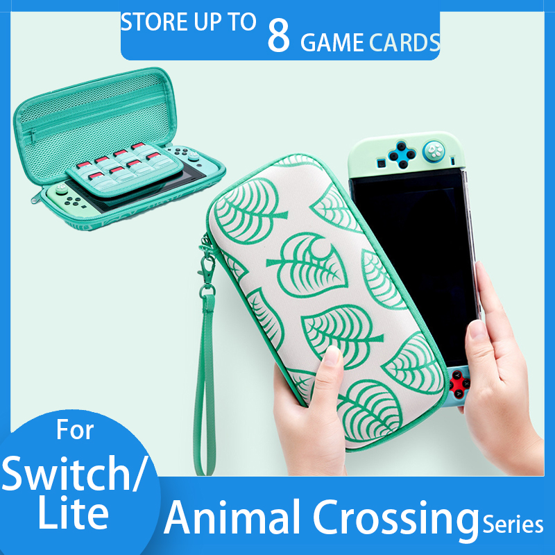 Portable Case Protector Mini Accessories Animal Crossing Carrying