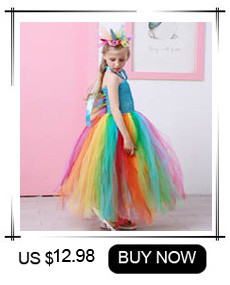 H99bb94cefa364f1eb9eac094583f7c42T Maleficent Black Gown Tutu Dress with Deluxe Horns and Wings Girls Villain Fancy Dress Kids Halloween Cosplay Witch Costume