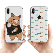 GOLF Tyler The Creator OFWGKTA Odd Future Golf Wang Grün Harte PC Phone Cases Für iPhone 4 5 5S SE 6 6S Plus 7 8 Plus XS MAX XR(China)