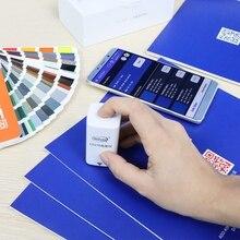APP Portable Digital Colorimeter Color Difference Meter Color Analyzer 8mm LS170