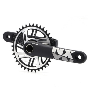 Image 3 - Bicycle Crankset 170mm Crank 1XSystem Bike Chainwheel 104 BCD Narrow Wide Chainring 34T 36T 12 Speed For MTB Mountain Bike