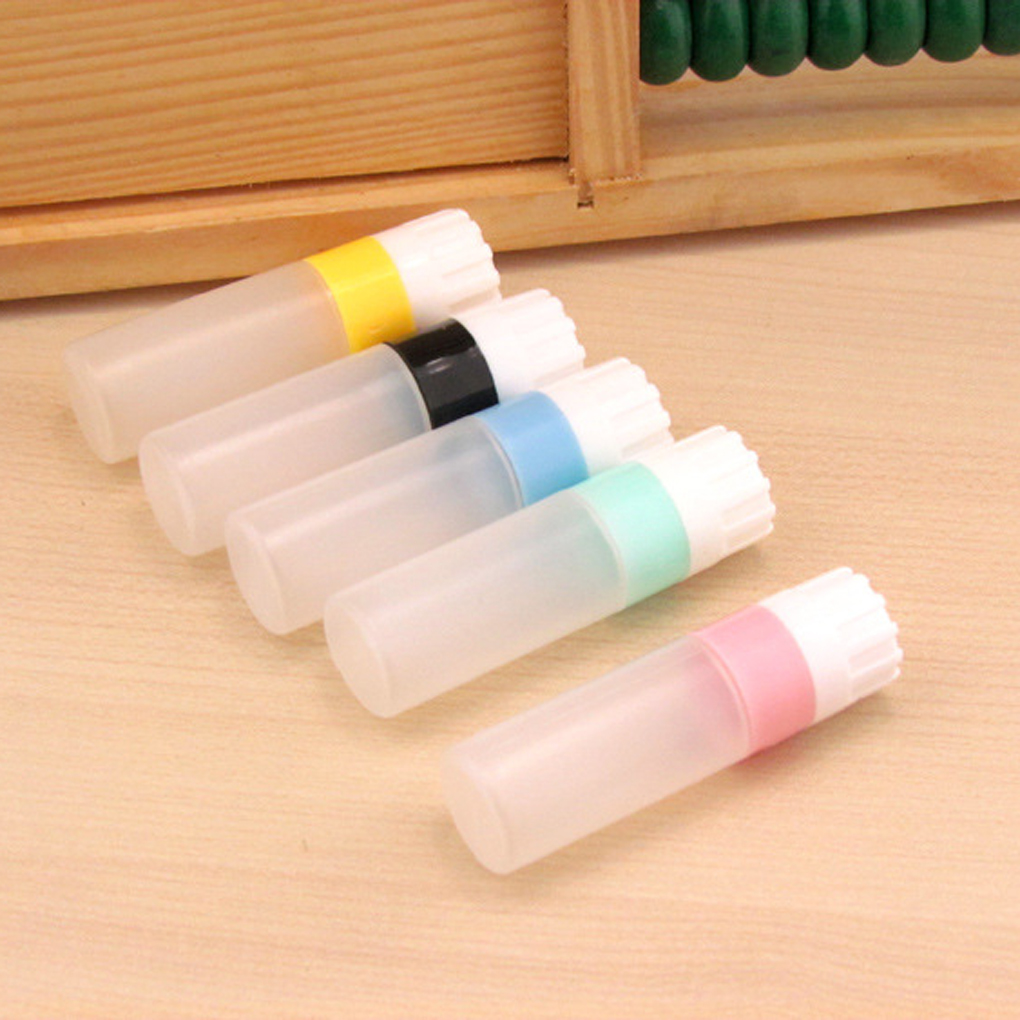 Eyes Dropper Bottle Plastic Liquid Bottle Container For Contact Lens Case