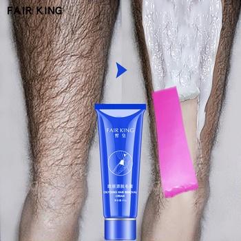 FAIRKING mężczyźni i kobiety ziołowy krem do depilacji depilacja bezbolesny krem do usuwania pod pachami nogi do pielęgnacji ciała golenie tanie i dobre opinie MeiYanQiong 20191101 milk Hair Removal Cream