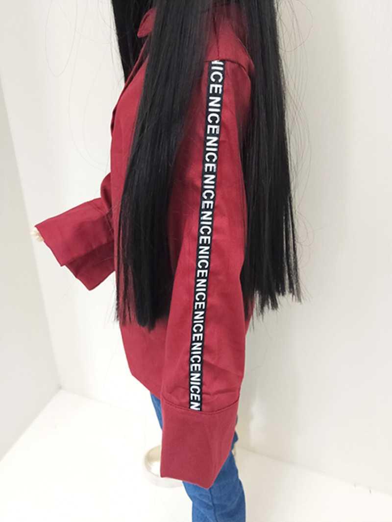 موضة ملابس دمى BJD إكسسوارات دمي سترة مبطنة جينز معطف لعب للبنات SD 1/3 1/4 1/6 BJD ملابس لإكسسوارات الدمى