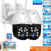 1080 P Wifi Ptz Camera Outdoor Wireless Home Security Camera Speed Dome Sd kaart P2P Cloud Cctv Video Surveillance Camera yoosee
