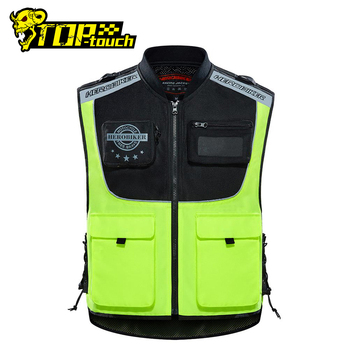 HEROBIKER Motorcycle Jacket Reflective Vest Safety Vest Body Safe Protective Traffic Facilities For Running Riding Sports Vest sports safety warning vest fluorescent riding clothes motorcycle reflective vests