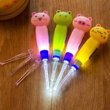 Spoon-Light Ear-Syringe Earwax-Spoon Digging Ears-Cleaning Baby Care Japanese-Style Wholesale