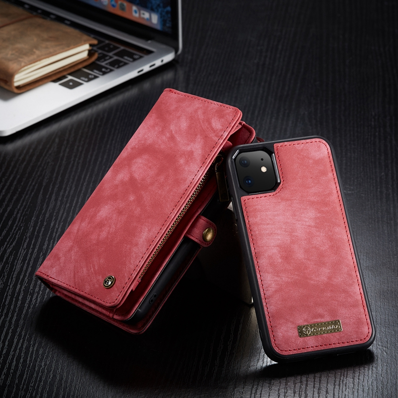 Mobile Phone - Luxury Leather Case for iPhone X XR XS Max 8 7 6 6s