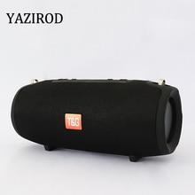 Altavoz Bluetooth portátil 10W música estéreo altavoz inalámbrico sistema de sonido al aire libre 3D Boombox soporte TF tarjeta FM Radio Aux de entrada